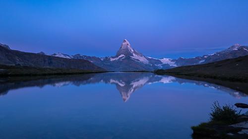 Matterhorn handheld shot with RX100 IV