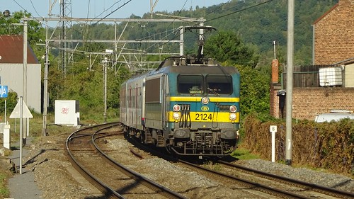HLE 2124 - L125 - ANDENNE