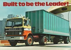1979 Mack Mid-Liner MS300 Tractor