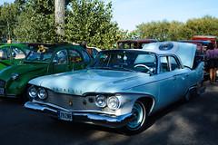 Retro Jurmala 2019. Plymouth Fury 1960