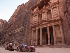 El Tesoro, Petra, Jordania