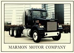 Marmon Model 57L Truck