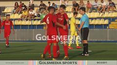 Cadetes. Villarreal CF 0-1 CD Roda (06/09/2019), Jorge Sastriques