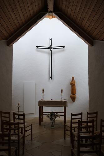 Bergkapelle - Weissenstein, Niklaus von der Flüe