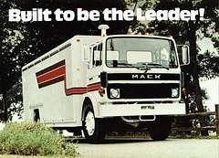 1979 Mack Mid-Liner MS Series Beverage Truck