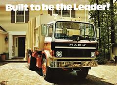 1979 Mack Mid-Liner Refuse Truck