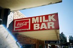 Coca-Cola, Milk Bar