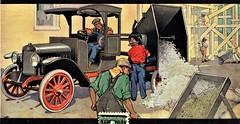 1918 Maxwell Dump Truck