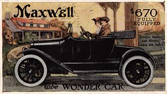 1915 Maxwell Roadster