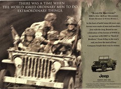 2002 Jeep/Band of Brothers Movie Promotion
