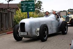 Mercedes-Benz SSLK Avus Race Car 1932 6