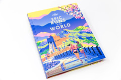 Book for sports people: Epic Runs of the world by travel guide lonely planet, explores the worlds most thrilling running routes and trails