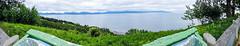 View of Kachemar Bay. Alaska