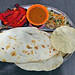 Naan with Tandoori Chicken