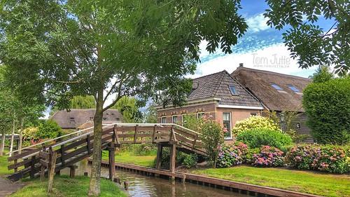 Giethoorn, Noordeinde, Overijssel, Netherlands - 2833