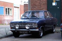 1972 Opel Kadett 1.2