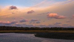 Image by Bud in Wells, Maine (65039623@N05) and image name Pastel Sky photo  about HSoS!