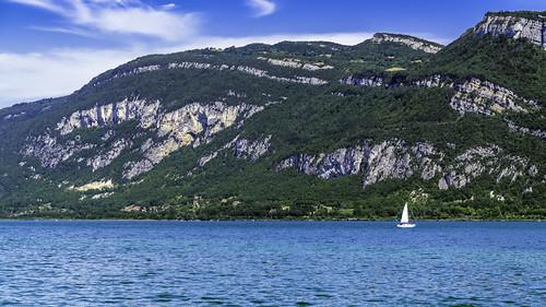 Le lac du Bourget 2