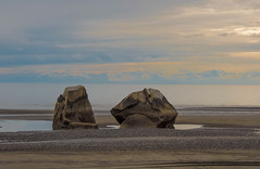 Beach @ Sterling Highway, Alaska