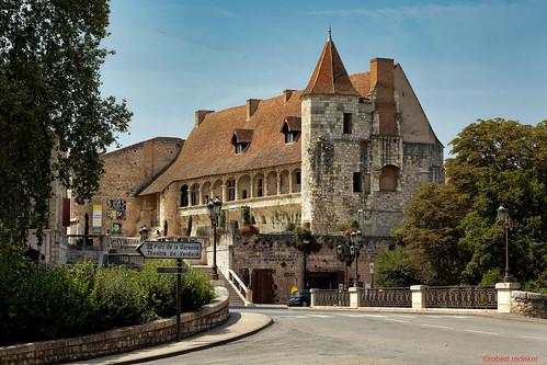 Nérac, le château
