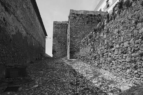 Subida a la Alcazaba
