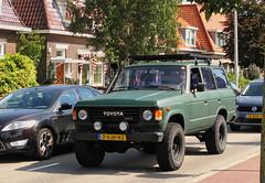 1985 Toyota Land Cruiser Customwagon 4.0 TD
