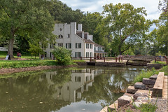 Great Falls Tavern & Lock 20, Chesapeake & Ohio Canal National Historical Park, Potomac, Maryland