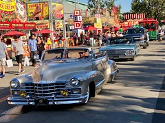 Classic Cars, LA County Fair Parade