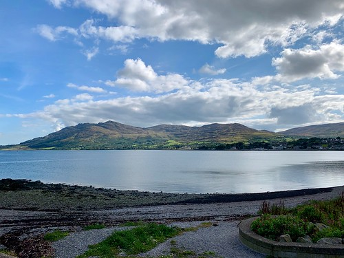 Carlingford Lough from Warrenpont