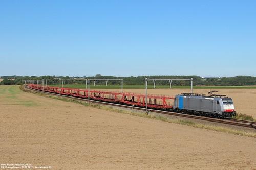 DBC 186 492 - Neerwinden (B) 31-08-2019.