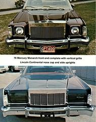 Wisco Corporation Customized Mercury & Lincoln