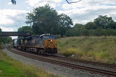 Q372 Eastbound, Shenandoah Junction, WV