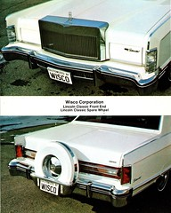 Wisco Corporation Customized Lincoln Continental