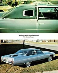 Wisco Corporation Cadillac Encore Coupe