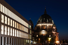 Humboldt Forum and Berlin Cathedral aka Berliner Dom