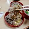 Photo:三色割子3段 Izumo-soba ¥1100 By Takashi H