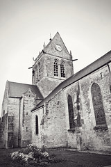 Sainte-Mère-Église - Photo of Saint-Côme-du-Mont