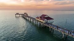 Clearwater Beach Pier, Florida