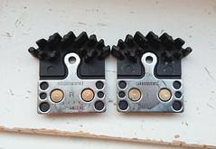 Shimano j04c Metallic FInned brake pads