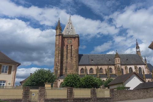 Eglise de Marmoutier 2
