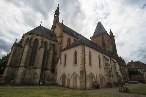 Eglise de Marmoutier 1