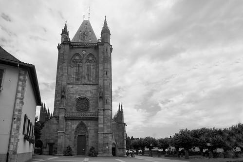 Eglise de Niederhaslach