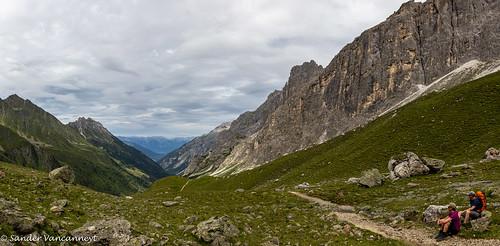 Pinnistal panorama