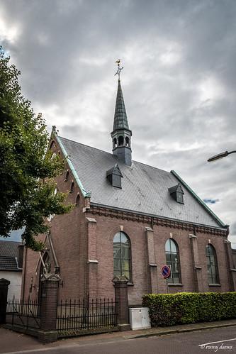 Heeze, Nederlands hervormde kerk.