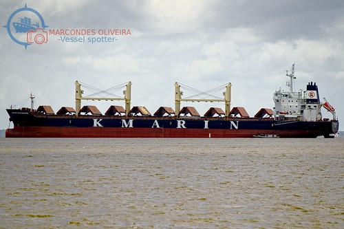 Navio KMARIN MUGUNGHWA (Bulk Carrier)