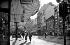 Street scene, Oslo | Olympus Trip 35