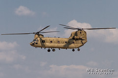 07-08736 US Army National Guard | Boeing CH-47F Chinook | Memphis International Airport