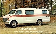 1983 Xplorer 220 Motorhome