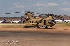 09-08069 US Army National Guard | Boeing CH-47F Chinook | Memphis International Airport