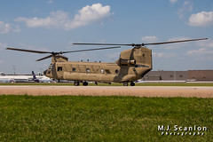 08-08766 US Army National Guard | Boeing CH-47F Chinook | Memphis International Airport